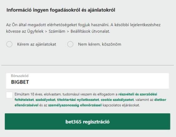 bet365 regisztráció - bet365 bónuszkód